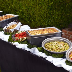 cedar valley catering service